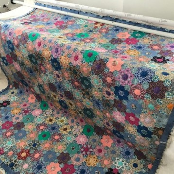 After Quilting